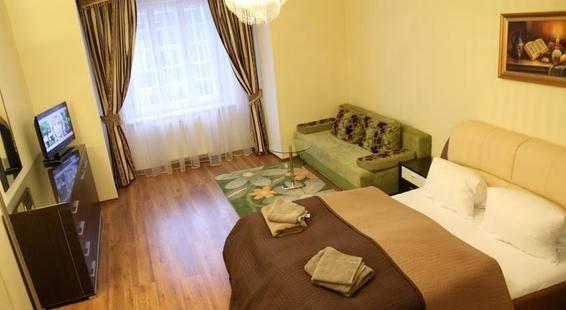 Apartments Goethe U Tri Moureninu