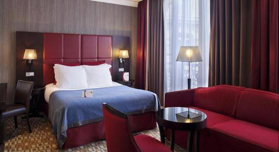 Crowne Plaza Republique Hotel