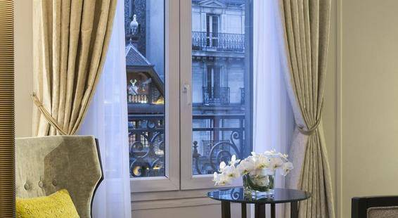 Hilton Paris Opera Hotel (Ex. Concorde Opera)
