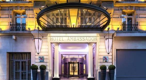 Marriott Opera Ambassador Hotel