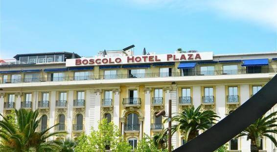 Boscolo Plaza Hotel