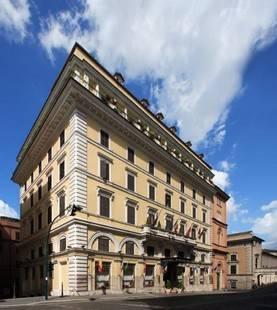 Pace Helvetia Hotel