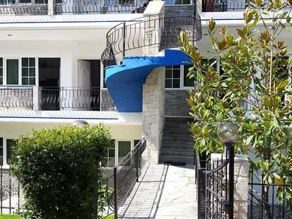 Blue Block Apartments