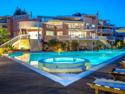 Gerakas Belvedere Hotel & Luxury Suites