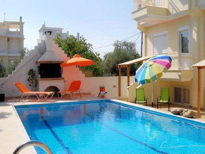 Villa Corinthian Riviera