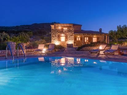 Villas Blue Caves