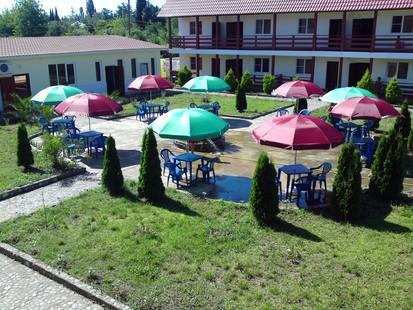 Гостиница Абхазский Дворик