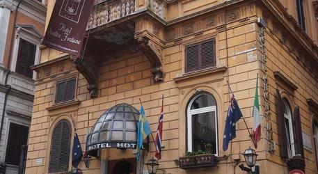 Nuovo Quattro Fontane Hotel 3*