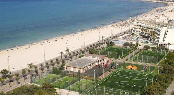 Fontanellas Playa Hotel
