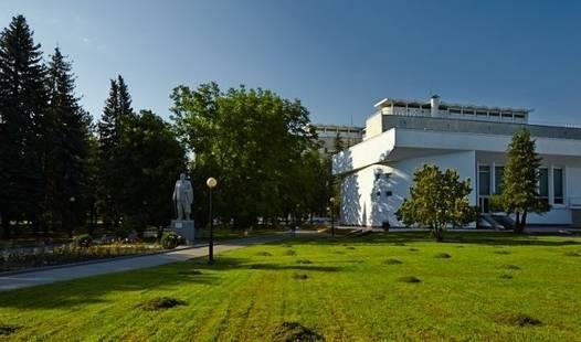 Санаторий Им М.И. Калинина