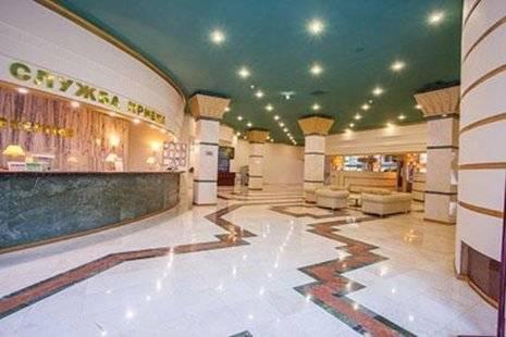 Молния Отель