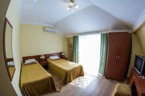 Аквамарин Парк Отель
