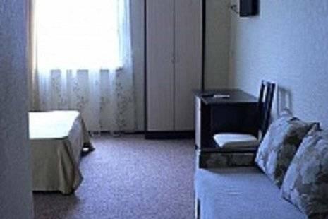 Гостиница Рассвет