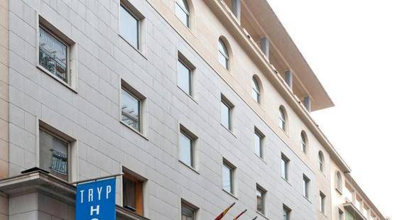 Tryp Ciudad De Elche Hotel