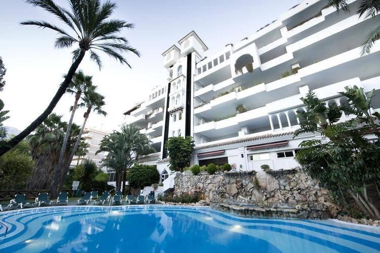 Monarque Sultan (Ex.Sultan Club Marbella Hotel)