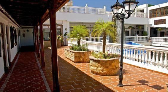 Las Rampas Hotel