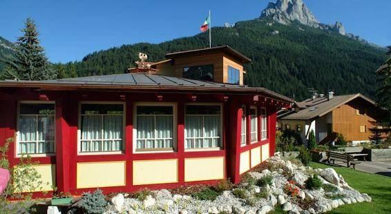 Gran Baita & Villa Mitzi