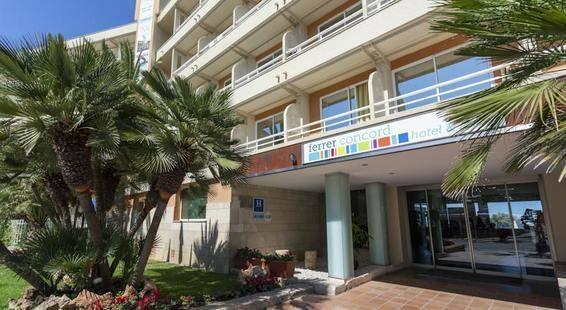 Ferrer Concord Hotel Spa