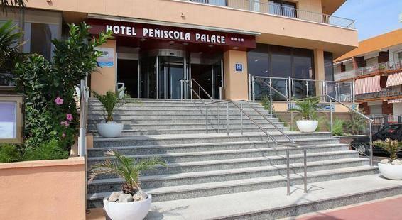 Peniscola Palace Hotel