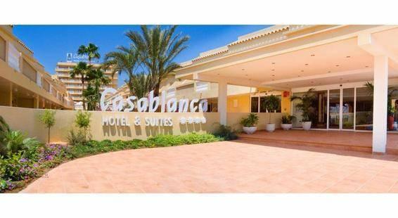 Rh Casablanca Hotel