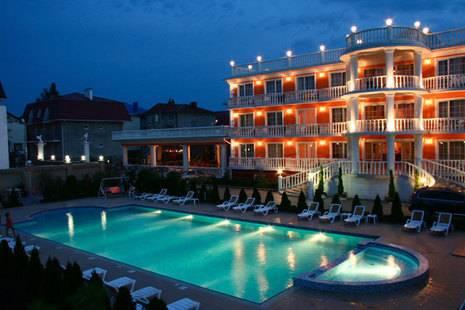 Отель Апельсин