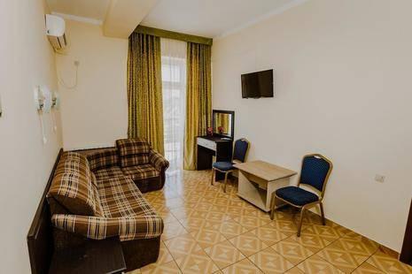 Отель Мандарин