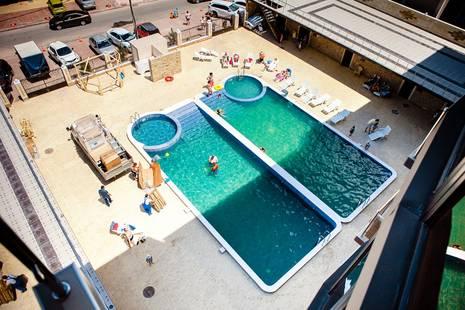 Отель Морской Рай