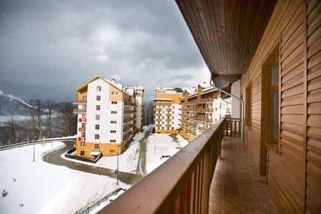 Отель Приют Панды