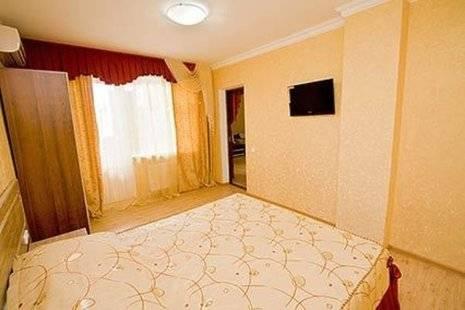 Гостиница Сибирь (Джемете)