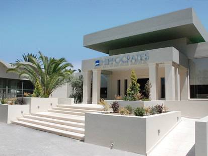 Kipriotis Hippocrates Hotel (Adults Only 18+)
