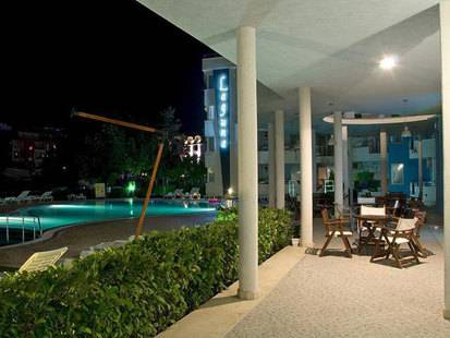 Apart Hotel Laguna