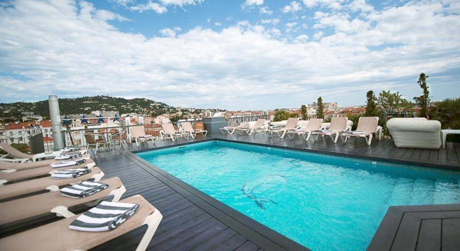Best Western Cannes Riviera Hotel