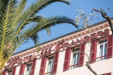 Des Orangers Hotel