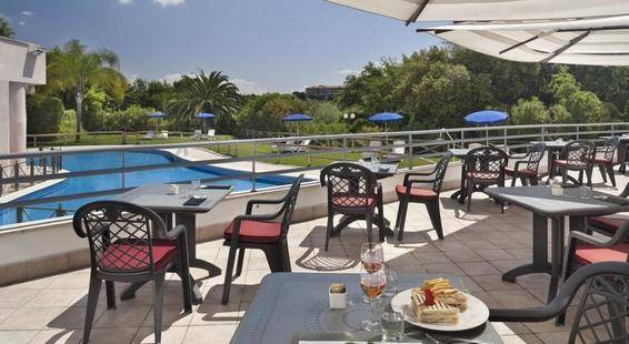Melia Roma Aurelia Antica Hotel