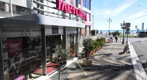 Mercure Nice Promenade Des Anglais