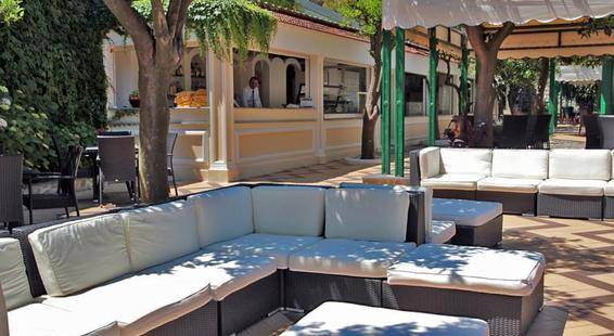 Grand Hotel Parco Del Sole