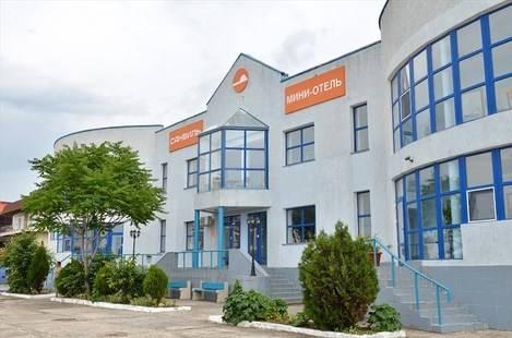 Отель Санвиль (Бывш. Спорт)