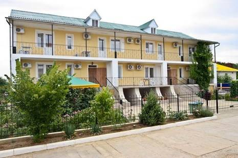 Отель Галина