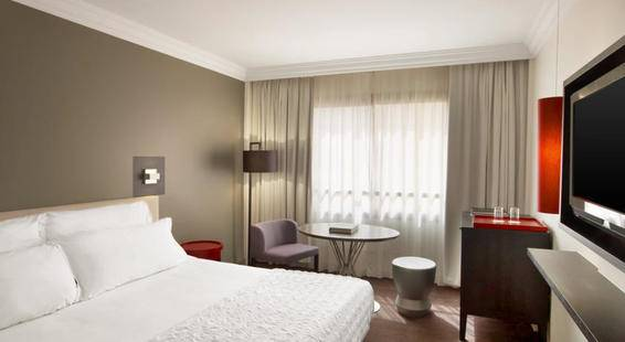 Le Meridien Nice Hotel