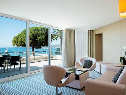 Jw Marriott Cannes Hotel