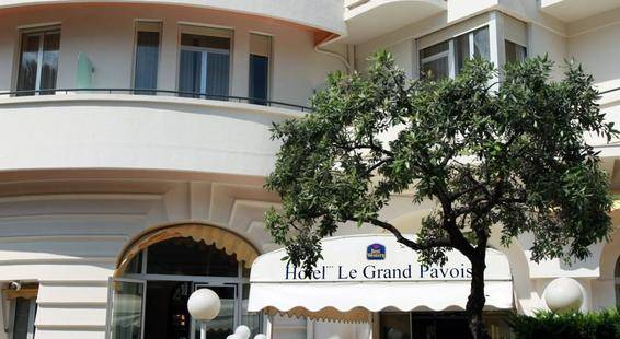 Best Western Le Grand Pavois Hotel