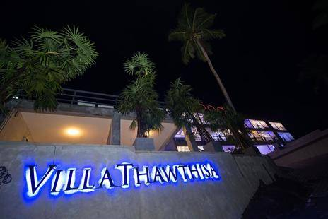 Villa Thawthisa The Boutique Hotel