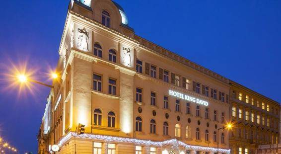 King David Hotel (Ex. Terminus Prague)