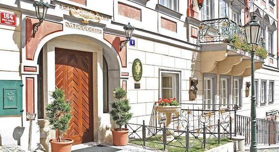 Alchymist Prague Castle Suite