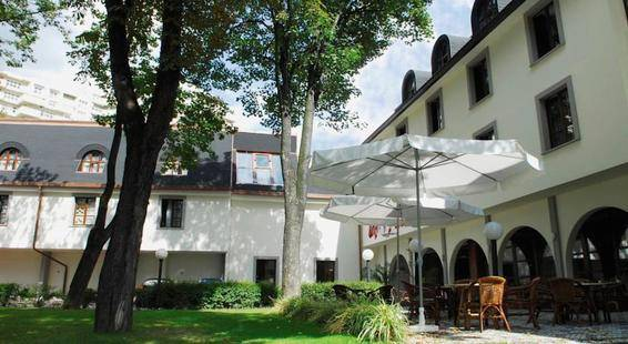 Na Zamecku Hotel