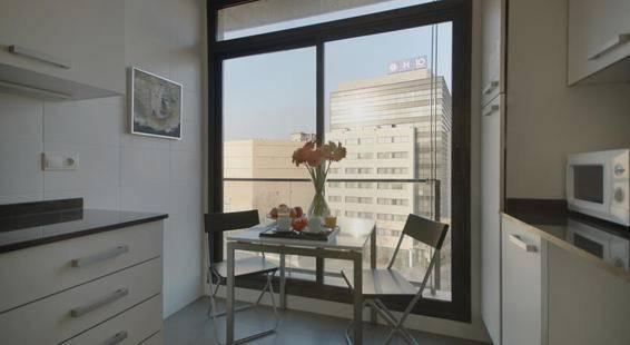 Parque Ciutadella Apartments