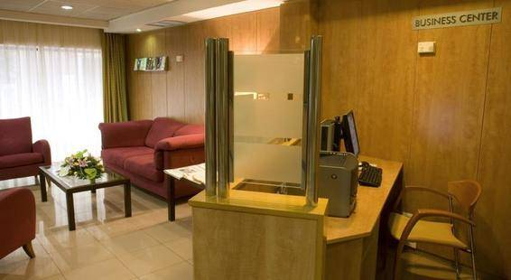 Nh Playa Canteras Hotel
