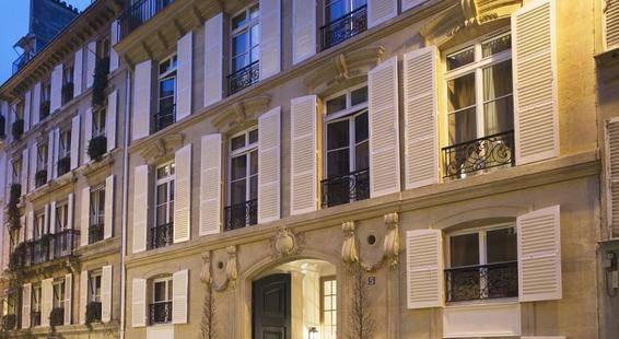 Saint Vincent Hotel