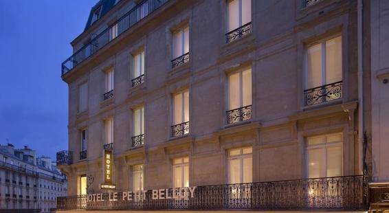 Petit Belloy Saint Germain Hotel