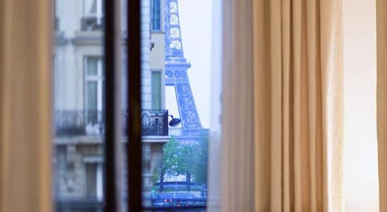 Le Metropolitan A Tribute Portfolio Hotel ( Ex. Radisson Blu Le Metropolitan Hotel Paris Eiffel)